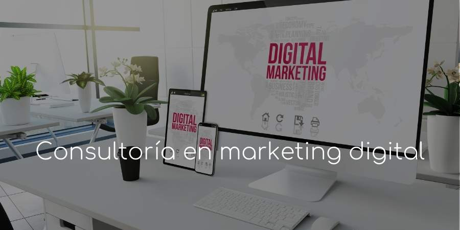 Consultoría marketing digital Medellín