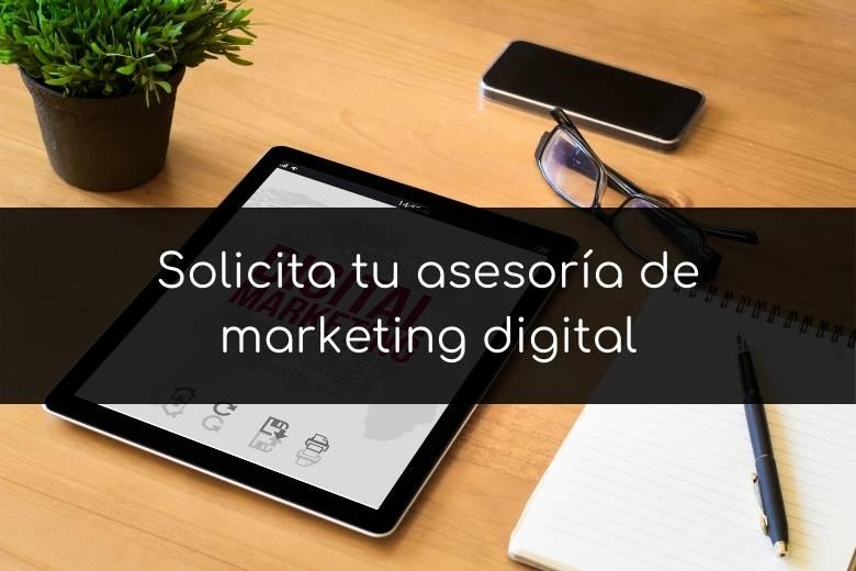 Consultoría marketing digital en Medellín